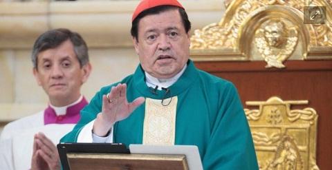 LE DA MAS TIEMPO EN LA TIERRA…El cardenal emérito Norberto Rivera sale del hospital luego de 6 semanas internado por Covid