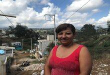 Logran ampliación de red eléctrica colonos de la Leona Vicario de esta capital luego de 10 años de carecer de este servicio
