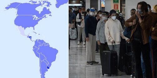LAS LIGERAS Y GRAVES ACCIONES DE LA 4T…Bienvenidos todos a los 2 países con la menor restricción de viaje en el mundo: México y Afganistán