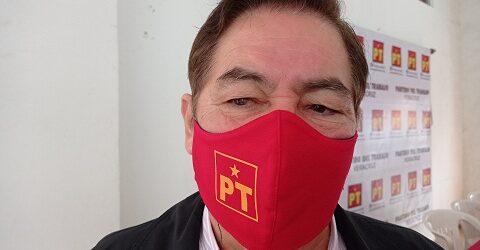PT opina que no hay desbandada en Morena, pero no dice que ellos como partido no llenan un vocho