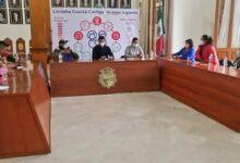 Comerciantes se reúnen con PC municipal; acuerdan no retirar tianguis Antorcha