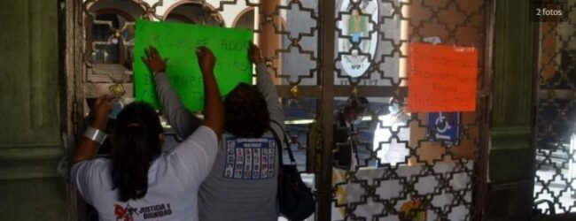 Gobernador de Veracruz cierra la puerta a madres de desaparecidos
