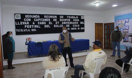 Se pospone el 27º Festival del Dulce del Coco en Tecolutla por la pandemia del COVID-19