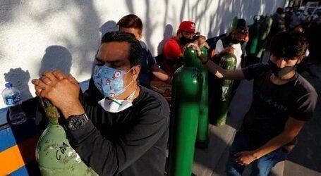 México registra 180 mil 536 muertes por Covid-19; acumula dos millones 043 mil 632 positivos