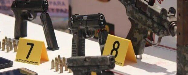 México rechazó equipo de EU contra el tráfico de armas, revela embajador