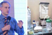 Aparato para oxigenar peceras no sirve contra el covid-19: López-Gatell