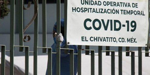 Mueren 13,600 sin ingresar al hospital; con saturación aumentan los casos