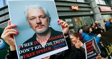 Temen tensión con EU tras oferta de asilo de AMLO a Assange