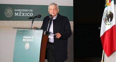 LE VENDRÁN BIEN AL PAÍS ESOS DISCURSOS…A robar a otro lado, México ya no es tierra de conquista: AMLO a empresas extranjeras