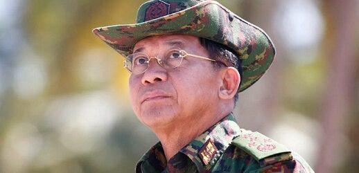 Ejército declara estado de emergencia durante un año en Birmania