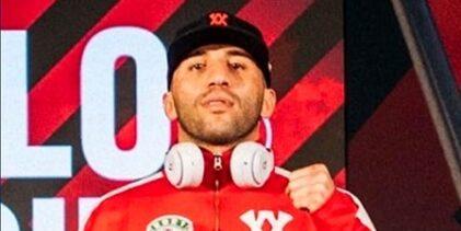 """Avni Yildirim, rival del """"Canelo"""" Álvarez lleva dos años sin pelear"""