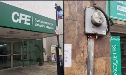 Alerta Ayuntamiento de Córdoba ante cierre intermitente de circulación por trabajos de CFE en tres puntos del centro de la ciudad