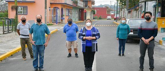 Supervisa López Landero entrega de obras, adelanta realización de obras de impacto regional