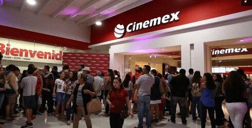 Cinemex cerrará 140 cines indefinidamente: El Financiero