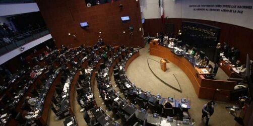 Morena pierde mayoría calificada en Comisión Permanente del Senado