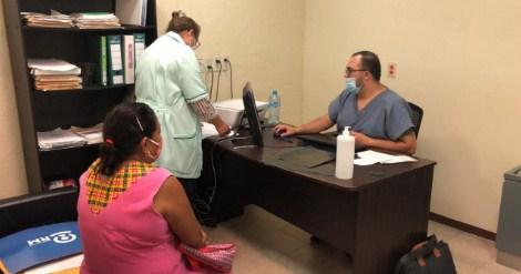 IMSS en Veracruz Sur, garantiza consulta de especialidades