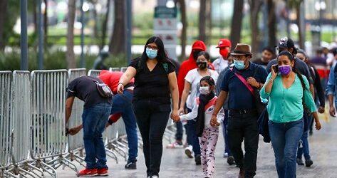 Aumenta a 183 mil 692 la cifra de muertes por Covid-19 en México