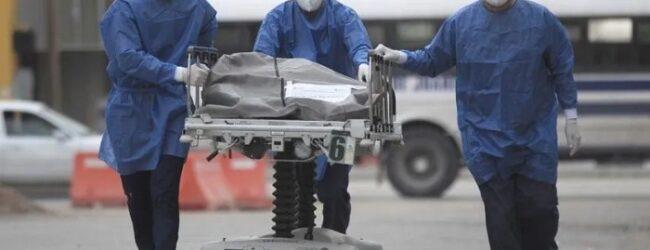 Covid-19 en México: reportan mil 496 muertes y 13 mil 209 casos al corte de hoy