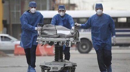 Coronavirus en México: 433 muertes y 4 mil 384 nuevos casos al corte de hoy