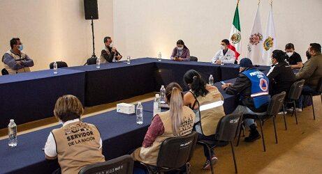Coordinarán acciones gobierno federal y estatal con Ayuntamiento de Córdoba para vacunar adultos mayores