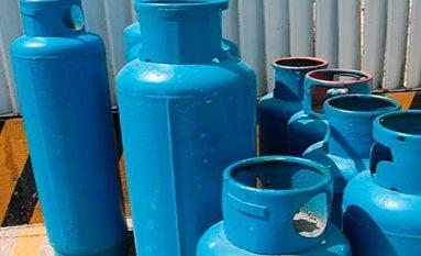 POR LAS NUBES EL GAS DOMESTICO: TANQUE DE 20 KILOS A 461 PESOS