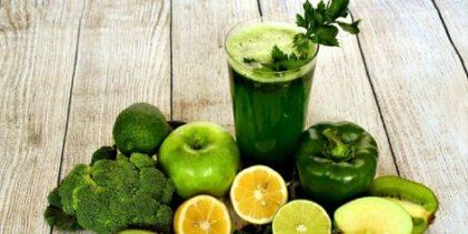 Jugo verde no es tan benéfico en ayunas; descubre las desventajas de esta bebida
