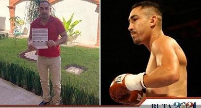 'La Zorrita' Soto, excampeón de box, se registra como precandidato de Morena en Sinaloa