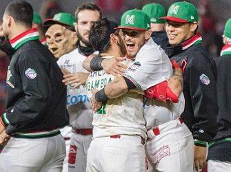 México, a semifinales de la Serie del Caribe 2021