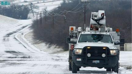 Texas prohíbe venta de gas natural fuera del estado hasta el 21 de febrero por apagón
