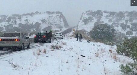 Pronostican caída de nieve, lluvia y frío en el norte y noreste de México por nueva Tormenta Invernal
