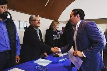 Rey David Mejía encabeza planilla del PAN para la alcaldía de Orizaba