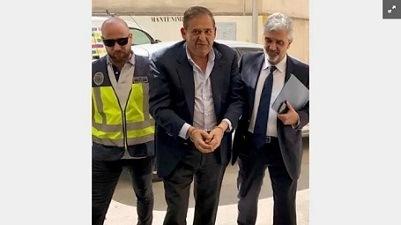 Ingresan a Alonso Ancira en el Reclusorio Norte, a pesar de suspensión a orden de aprehensión