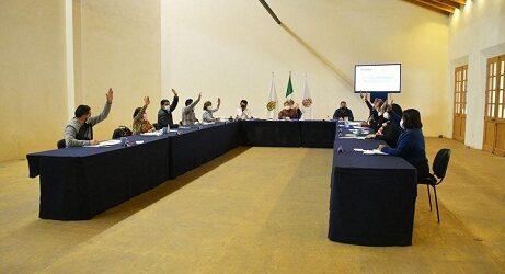 Cabildo del Ayuntamiento de Córdoba aprueba estados financieros de enero