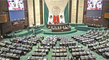 Diputados aprueban en lo general la reforma eléctrica propuesta por AMLO