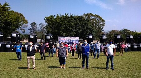 Córdoba Mejora Contigo beneficia a más de 115 familias de Los Barreales