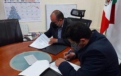 Firma de convenio de colaboración el Tecnológico Nacional de México (TeCNM) y la Secretaria de Turismo y Cultura del Estado Veracruz.