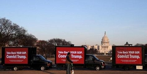 Abren nuevo frente contra Trump previo a juicio