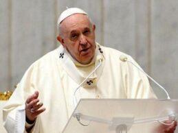 """Papa Francisco imagina su muerte en Roma: """"A la Argentina no vuelvo"""", dice"""