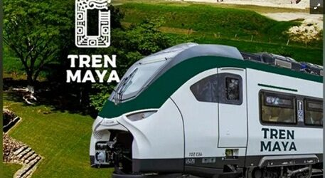 Juez ordena suspensión de tren maya