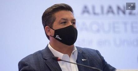 Otorga juez a García Cabeza de Vaca suspensión provisional contra orden de aprehensión