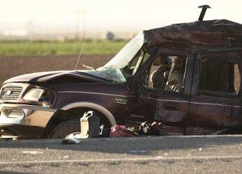 Mueren 10 mexicanos en accidente automovilístico en California, confirma la SRE