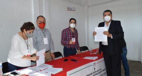 Roque Escobar es el virtual candidato a la presidencia municipal de Río Blanco