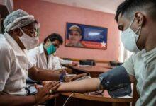 Aplica Cuba vacuna propia Abdala a 124 mil trabajadores de la salud