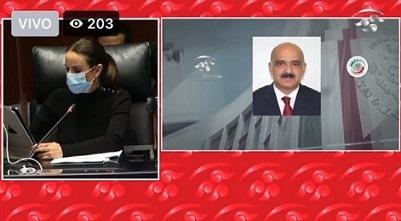 (VIDEO) Ricardo Ahued el mismo que votó por la cuentas de Javier Duarte ahora vota por la reforma energética