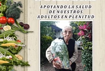 INICIA CNPR DE POTRERO SU PROGRAMA DE APOYO A ADULTOS MAYORES