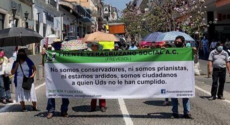 Colonos de la Moctezuma y Bosques de las Lomas de la Reserva Territorial, acusan de fraude a CMAS