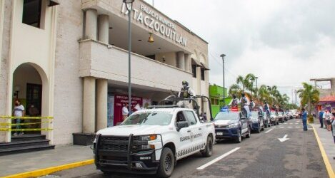 Arrancó operativo Semana Santa en Ixtaczoquitlán