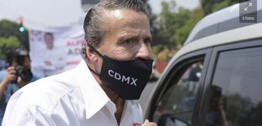 Alfredo Adame hace campaña entre mentadas de madre y altercado con automovilistas
