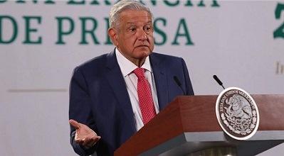 AMLO pide ante el TEPJF no ser sujeto de medidas cautelares del INE