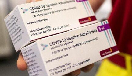 """Harris tuvo una """"respuesta favorable"""" al préstamo de vacunas de AstraZeneca que propuso México, afirma AMLO"""